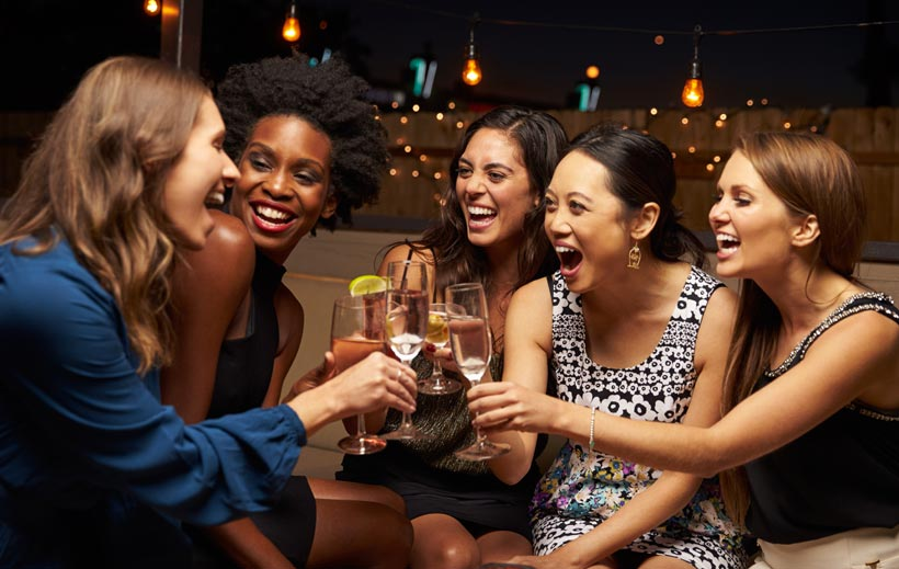 How to Socialize and be Happy