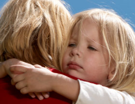 Helping your Toddler with Separation Anxiety