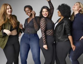 Skinny Jeans for Curvy Women