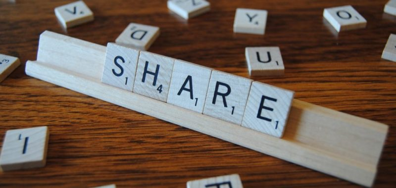 Five Benefits of Sharing