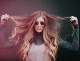 Make your Hair Look Less Greasy