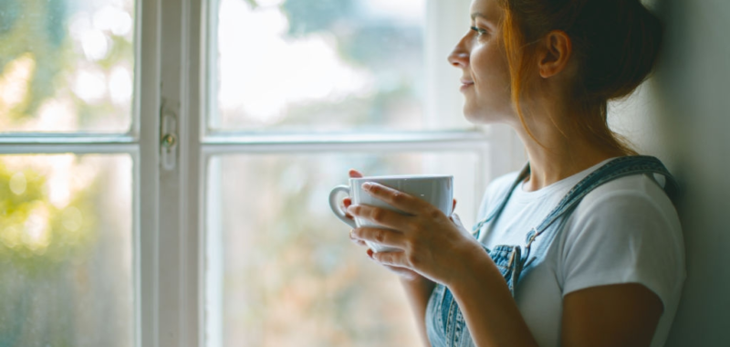 discover how you can stay positive all the time