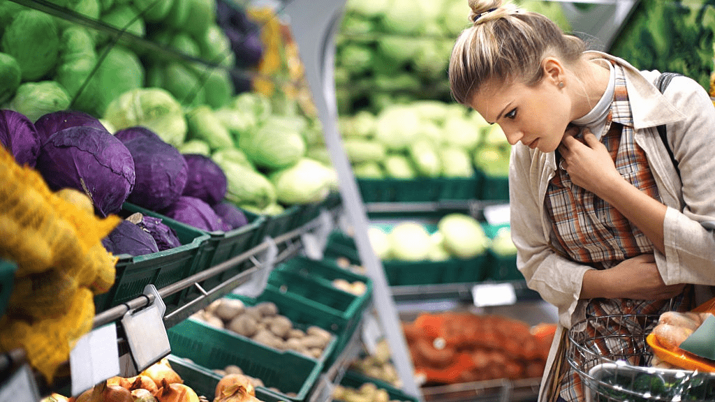 Hidden Grocery Store Savings - saving in the produce department