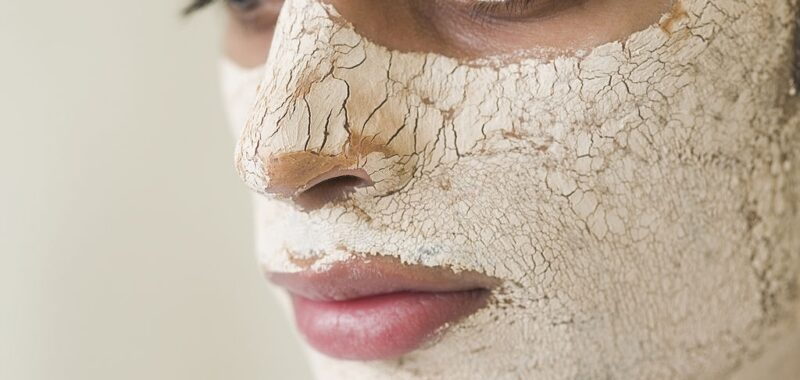 dealing with a dry facial skin