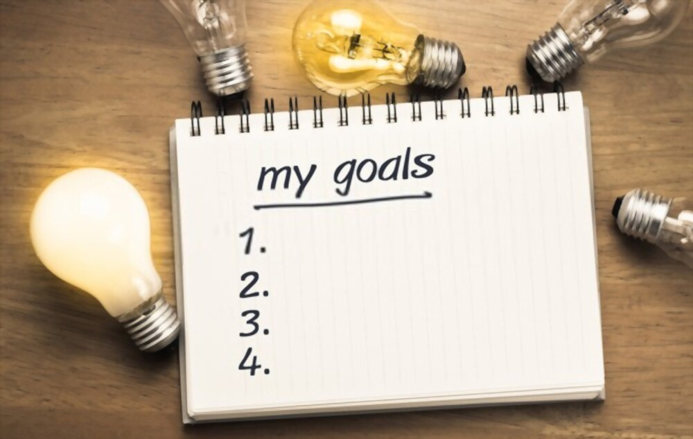 define your goals to succees in your professional career